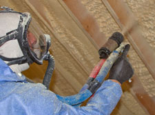 Spray Foam Insulation Contractor in Greater South Bend
